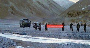 china india border lac
