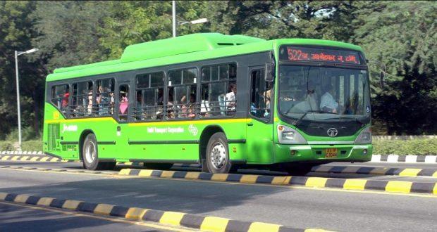 dtc bus delhi