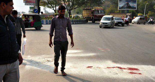 ghaziabad bike accident