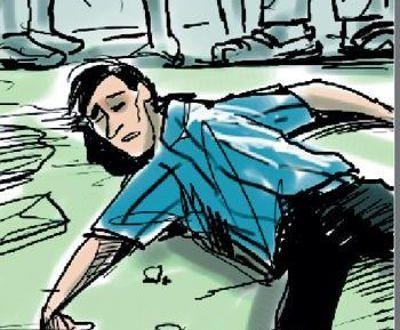 ghaziabad man beating dabang