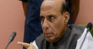 Rajnath Singh civil service day