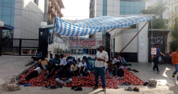 amarpali group employ bhukhhadtal