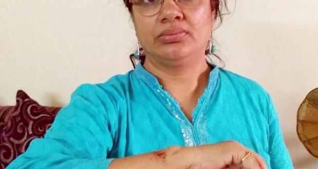 ghaziabad brave woman fail robbery