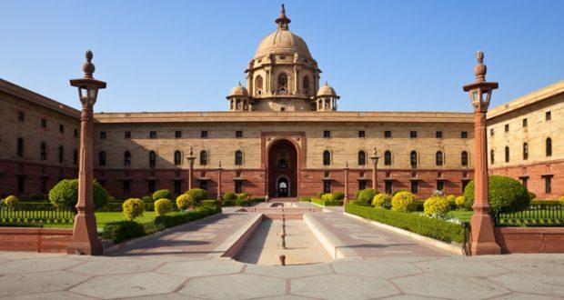 Rashtrapati Bhawan Delhi