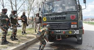 anantnag indian army attack 5 soldier injured