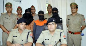 ghaziabad 3 shooter arrested