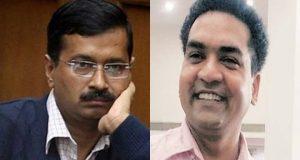 kapil mishra arvind kejriwal scandall