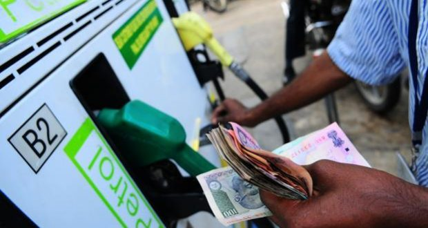 petrol diesel pump all india rate changes