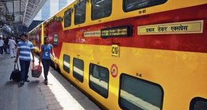 uday train double decker ac train